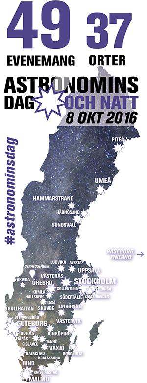 Astronomins dag och natt 2016