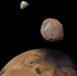 Montage/bilder: NASA