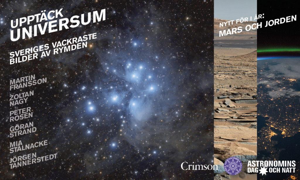 Foton: Martin Fransson; NASA; NASA