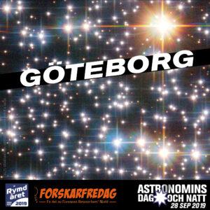 Astronomins dag och natt 2019