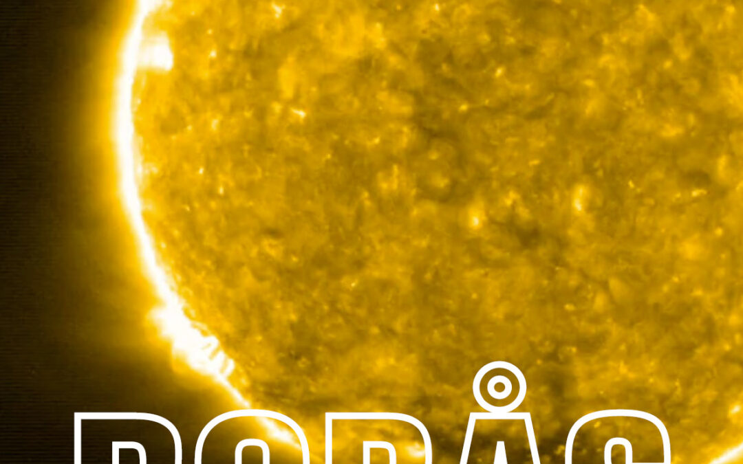 Livesändning av en solvisning