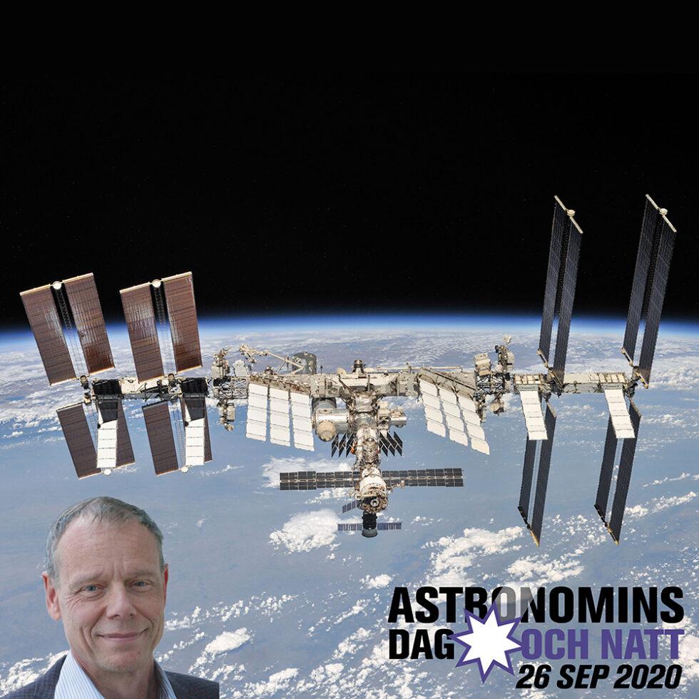 Bilder: NASA/Roscosmos; KTH