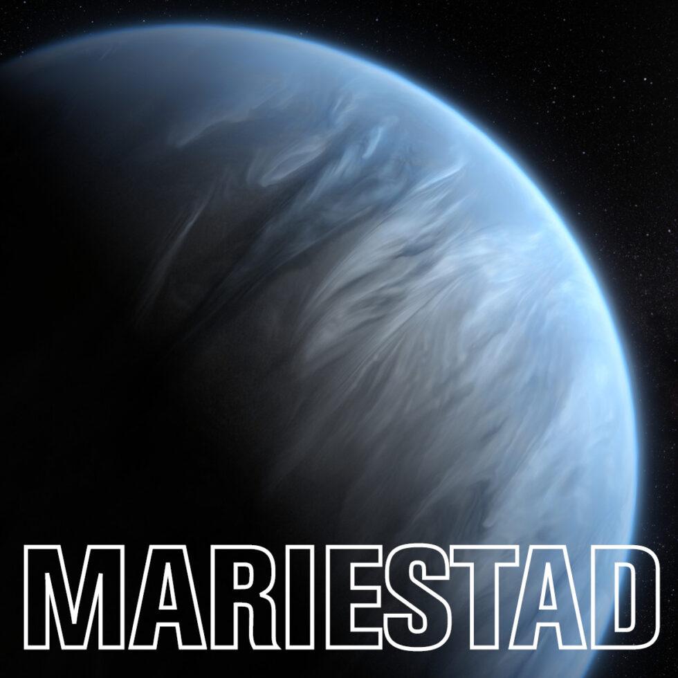 Exoplanet K2-18b. Illustration: ESA/Hubble, M. Kornmesser