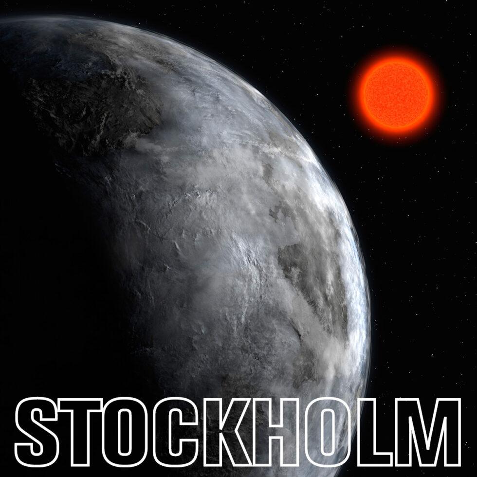 Exoplanet Gliese 581c. Illustration: ESO