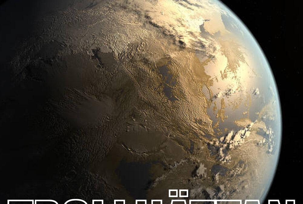 Planetarievisningar på Innovatum