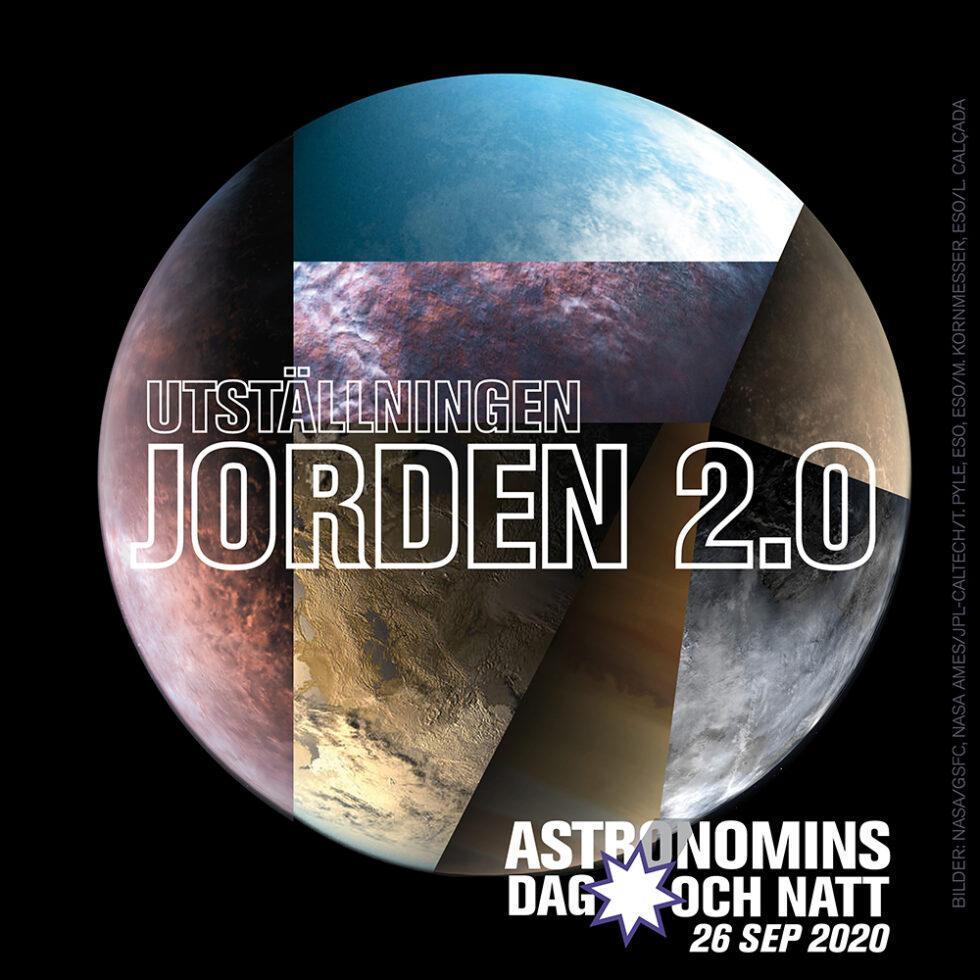 Utställning Jorden 2.0