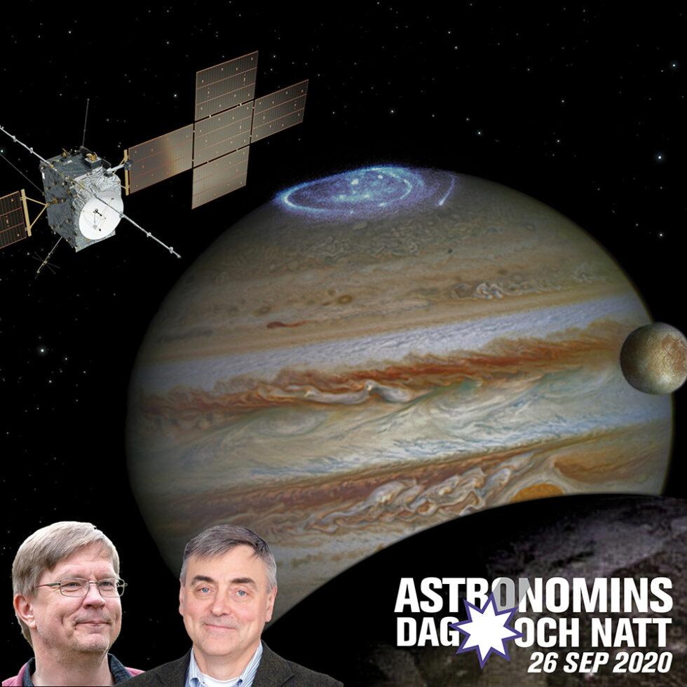 Juice på Astronomins dag och natt 2020