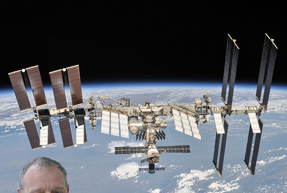 Space helps life on Earth: Christer Fuglesang (in English)