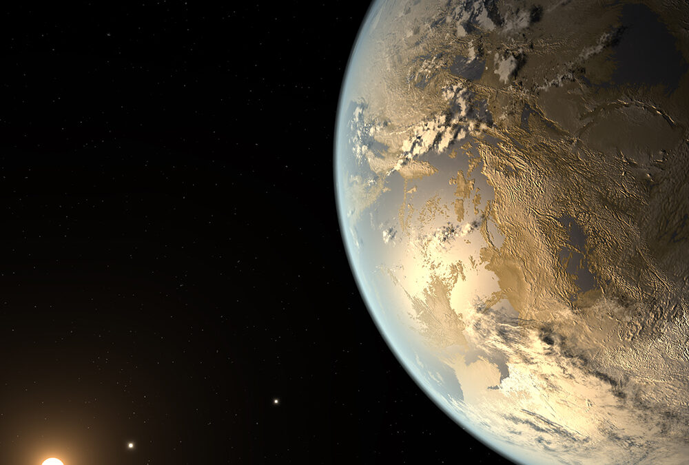 Searching for Earth 2.0 and other exoplanets (in English)