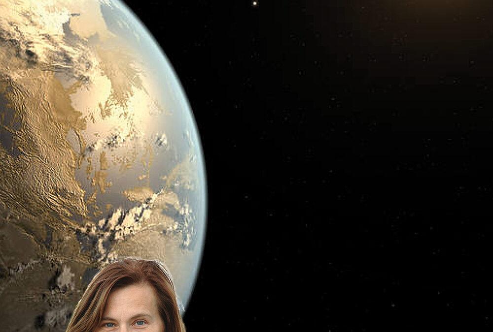 Jorden, solsystemet och exoplaneterna: Exoplaneter med Carina Persson