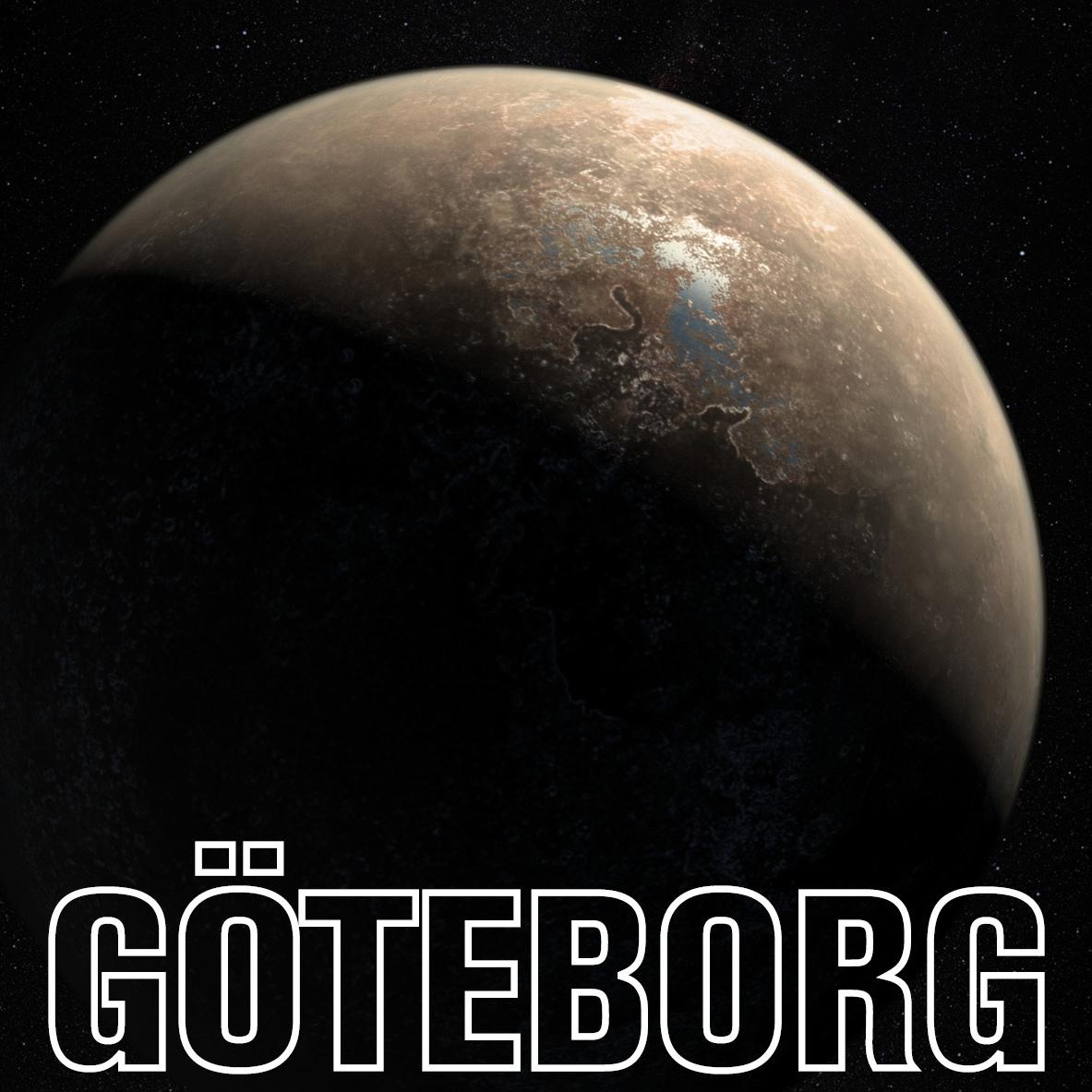 Exoplanet. Illustration: ESO/M. Kornmesser