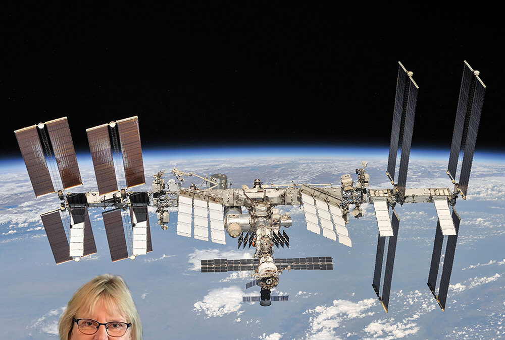 Sweden in Space, now and in the future: Anna Rathsman (in English)