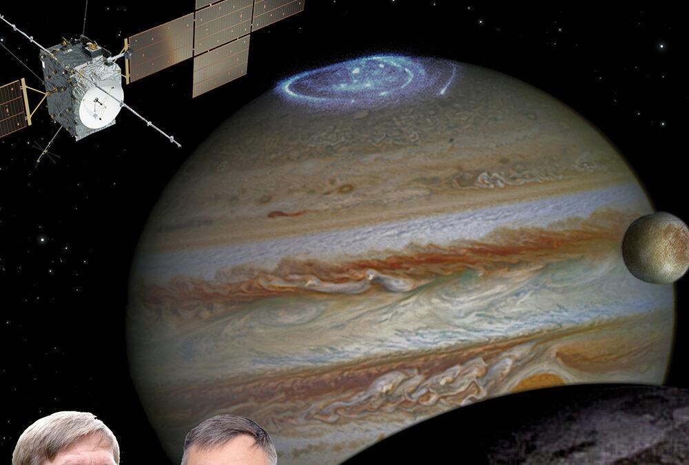 Följ med på Jupiteräventyr med sonden Juice